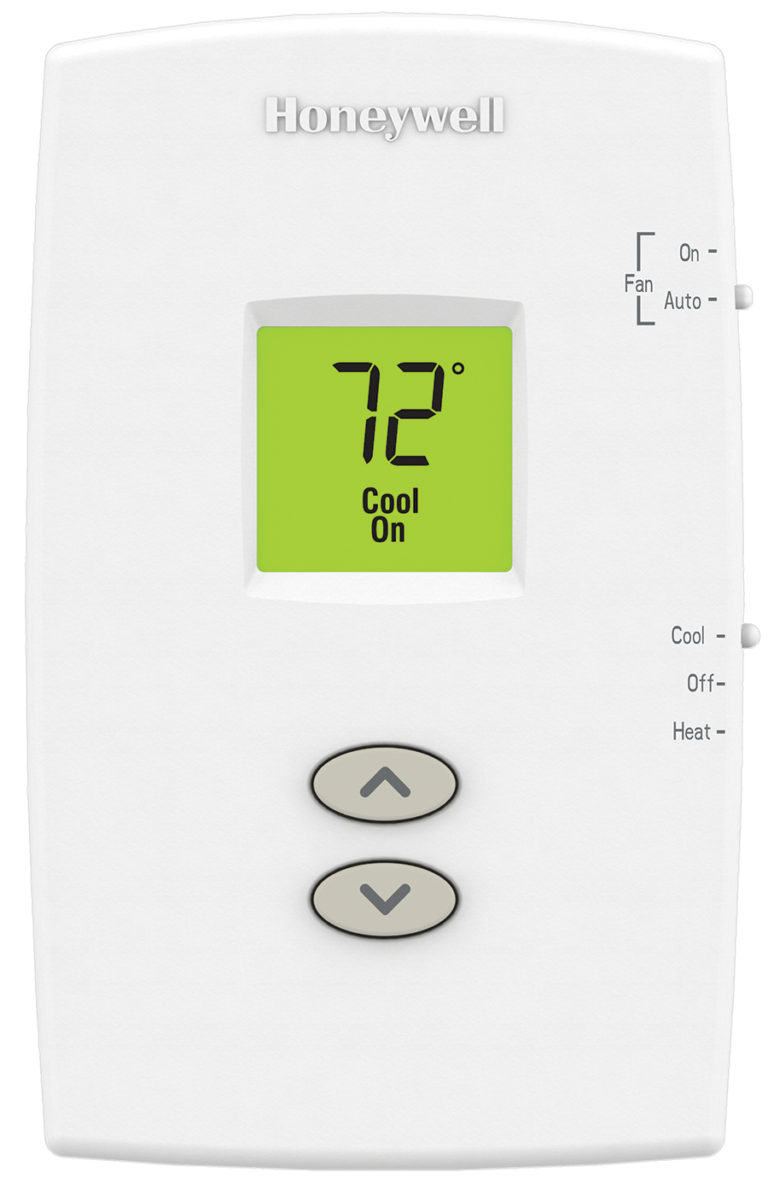 thermostat honeywell pro1000