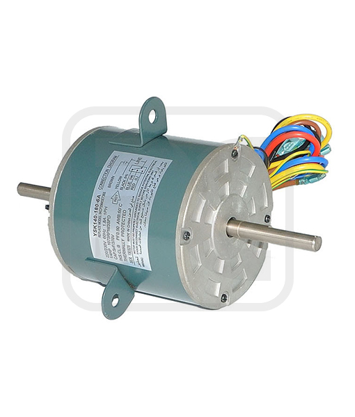 Fan Motor Product : Hp air conditioner fan motor ac capacitor