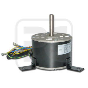 AC Indoor Fan Motor 64W , Single Phase Asynchronous Motor For Air Conditioner