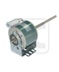 Air Conditioning Fan Coil Motor 1.0 uF Capacitance Double Shaft Flat