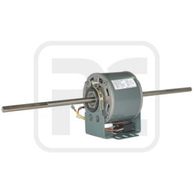 Double Shaft Fan Coil Motor Asynchronous 8W - 150W Capacitor Operating