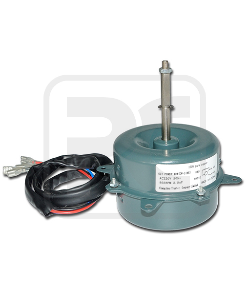 Electric 60W Air Ventilation Single Phase Fan Motor YDK120 Series Dubai