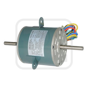 Electric Air Conditioning Fan Motor 230V 185W with Capacitor Customized Dubai