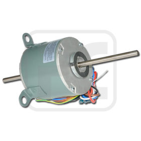 High Torque Air Conditioner Blower Motor Single Shaft Asynchronous 1/6HP Dubai