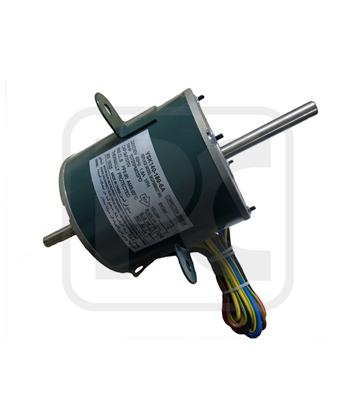 Central Ac Fan Motor Single Speed Reversible Rotation In Dubai