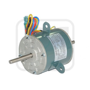 Double Shaft Replace Fan Motor Air Conditioner 1/3HP 245W 115V Dubai