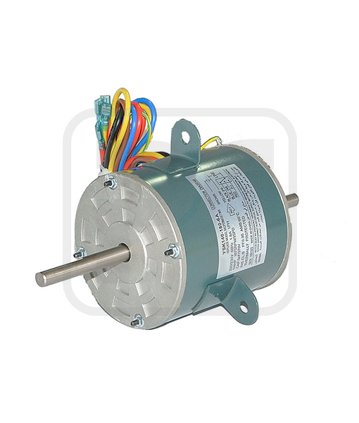 Double shaft replace fan motor air conditioner 1 3hp 245w for Ac fan motor replacement