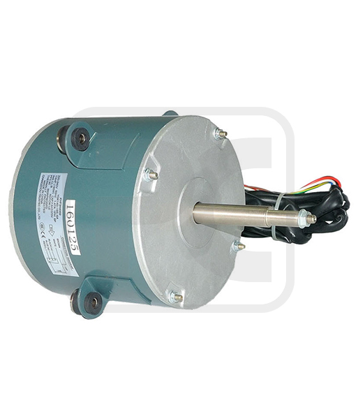 Small Vibration 850RPM 50Hz / 60Hz Outdoor Fan Motor For Air Conditioning Dubai