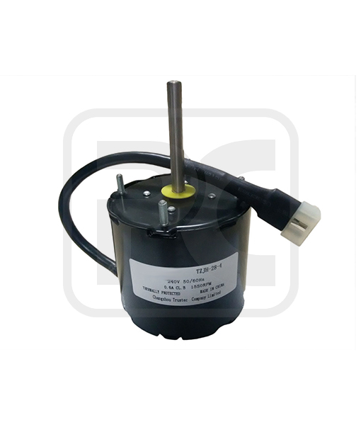 "3000 RPM 10W 115V 3.3"" Shaded Pole Fan Motors High Starting Torque"