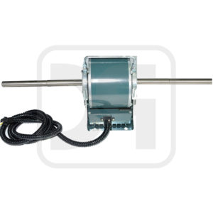 30W - 180W Double Shaft Bldc Ceiling Fan Motor / Air Conditioner Blower Motor