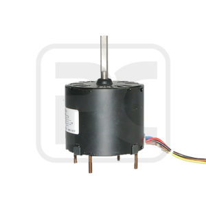 4 Pole Electric Motor 3.3 For Fan Blower, Gas Furnace / Vent Fan Motor
