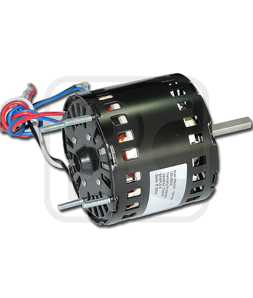 60W Small Vibration Reversible Fan Motor For Gas Furnace / Sewage Pump