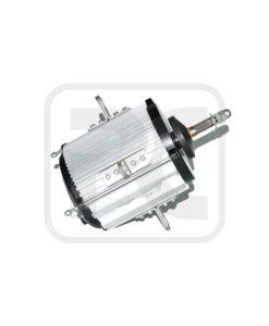 Aluminum Enclosure Heat Pump Outdoor Fan Motor For Central Air Conditioner