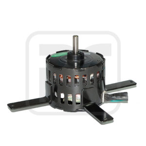Asynchronous 3.3 inch Split Phase Motor , Small Fan Motor 120V 100W