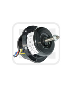 Custom Axial Centrifugal Fan Motor Low Noise with 2uF 450V Capacitor