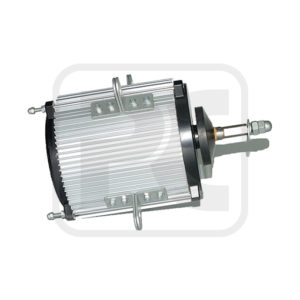 High Efficiency 6 Pole Central Air Conditioner Pump Fan Motor 200W 220V