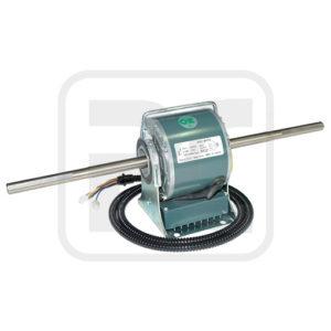 IP42 Double Shaft BLDC AC Fan Motor, Variable Speed Fan Motor