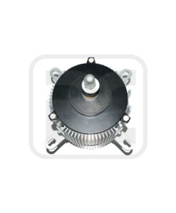 Outdoor 370W Reversible Heat Pump Fan Motor Used In Central Air Conditioner