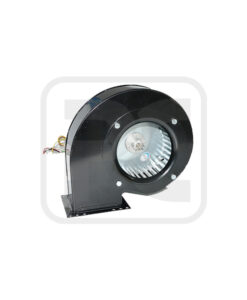 Centrifugal Air Conditioning Fan with High quality hot - dip galvanized steel sheet for enclosure and impeller