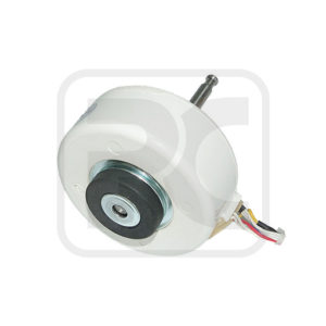 Small Resin Packed Motor , Single Phase Asynchronous Motor For Air Conditioner