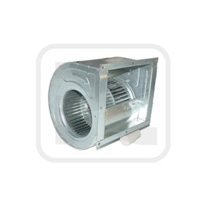 Smoke Exhausting Project Centrifugal Duct Fan 2000M³/H Centrifugal Ventilation Fans
