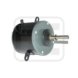 Waterproof Heat Pump Fan Motor With 830Rpm / 600Rpm Two Speed Range