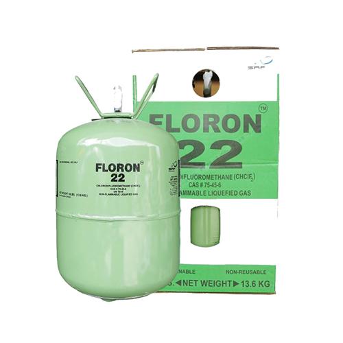 Floron Refrigerant Gas R22 13.6kgs India