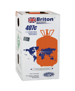 Briton Refrigerant Gas R407c 11.3kgs United Kingdom