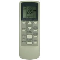 Fujitsu AC Remote in Dubai