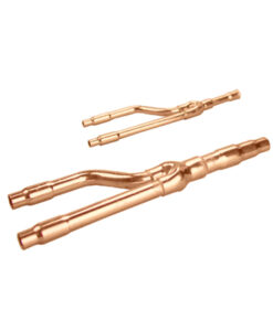 Little Swan Copper Branching Joint