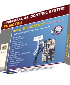 QD-U05PGC+ Universal Air Conditioner PCB Board with AC Remote Control System