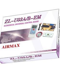 ZL-U03AB-EM Universal Air Conditioner PCB Board with AC Remote Control System (Copy)