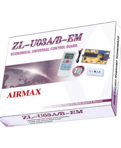 ZL-U03AB-EM Universal Air Conditioner PCB Board with AC Remote Control System
